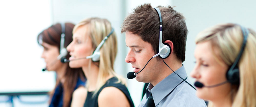 Call Centre Sales