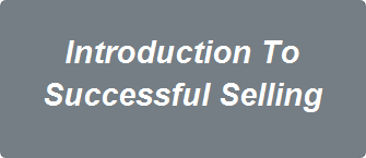 Introduction To Successful Selling