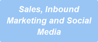 Sales Inbound Marketing and Social Media